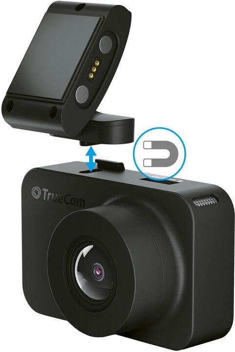 TrueCam M5 WiFi (s detekcí radarů)