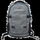 """Canyon rozměrný módní batoh na notebook do velikosti 15,6"""", šedý  + Canyon alkaline battery AA, 4pcs/pack (v ceně 49 Kč)"""