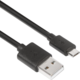 Club3D datový kabel USB 3.2 Gen1 Type-A - micro USB, M/M, 1m