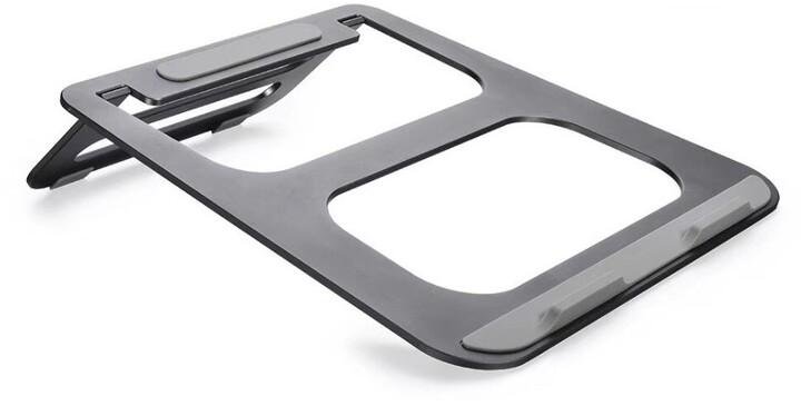 COTEetCI podstavec pro notebook, hliník, šedá