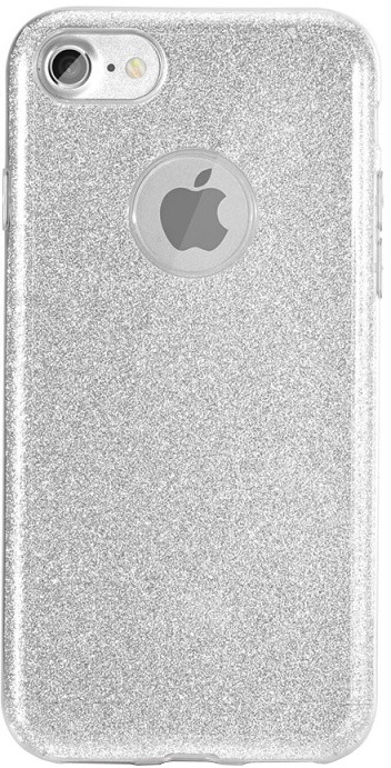 Mcdodo iPhone 7 Star Shining Case, Silver