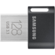 Samsung Fit Plus 128GB, šedá