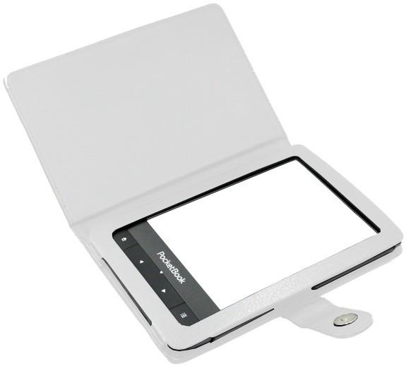 C-TECH PROTECT pouzdro pro Pocketbook 622/623/624, PBC-01, bílá