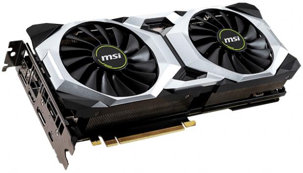 MSI GeForce RTX 2080 Ti VENTUS 11G, 11GB GDDR6
