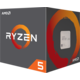 AMD Ryzen 5 2600X  + AMD Wraith Max cooler, with RGB LED v hodnotě 900 Kč + Tom Clancy's The Division 2 Gold Edition + World War Z + Deliverance: The Making of Kingdom Come