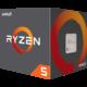 AMD Ryzen 5 2600X  + hra Tom Clancy's The Division