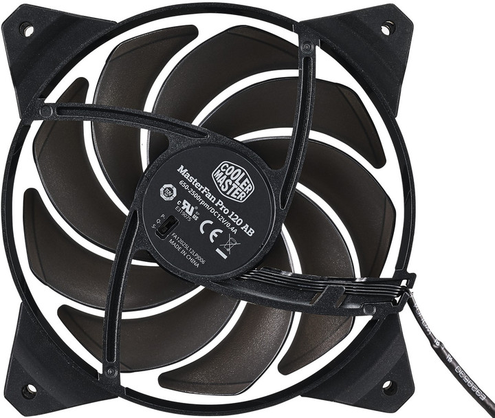 CoolerMaster MasterFan Pro 120 Air Balance, 120mm