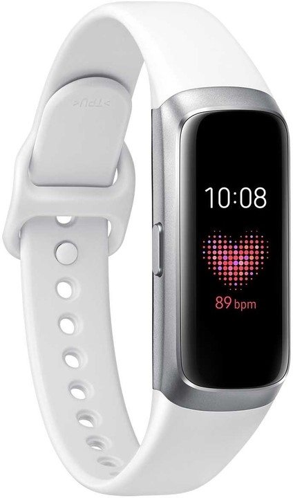 Samsung Galaxy Fit, stříbrná