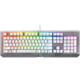 Razer BlackWidow X Chroma, Mercury White, US