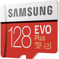 Samsung EVO Plus Micro SDXC 128 GB UHS-I U3 + adaptér