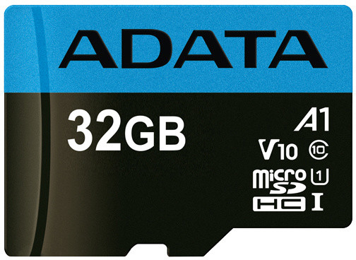 ADATA Micro SDHC Premier 32GB 85MB/s UHS-I A1