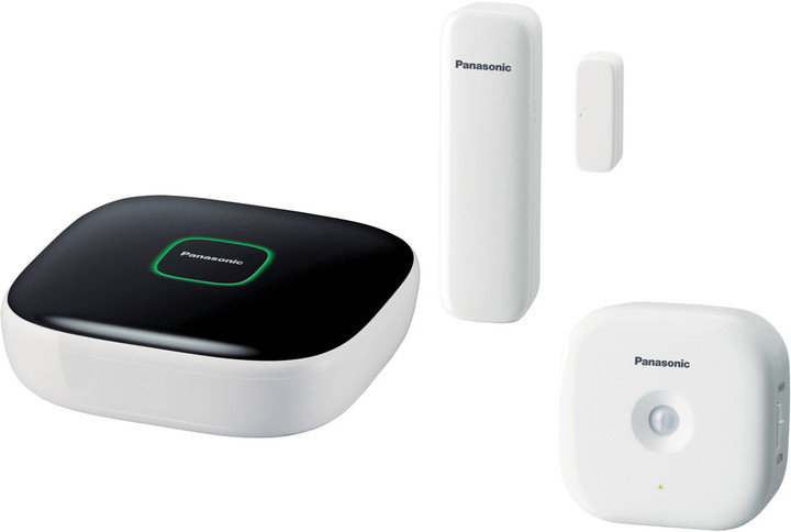 Panasonic Smart Home Safety Starter Kit