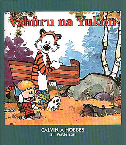 Komiks Calvin a Hobbes: Vzhůru na Yukon, 3.díl