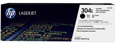 HP CC530L, černá