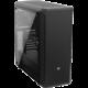 SilentiumPC Signum SG7V TG Pure Black, 4x120mm fan, TG, černá