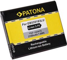 Patona baterie pro Samsung EB535163LU 2100mAh 3,7V Li-Ion - PT3103