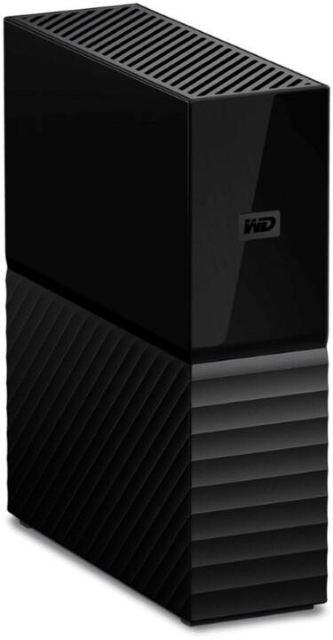WD My Book - 18TB, černá