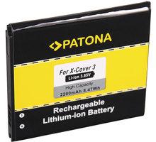 Patona baterie pro mobilní telefon Samsung X-Cover 3 2200mAh 3,85V Li-lon - PT3175