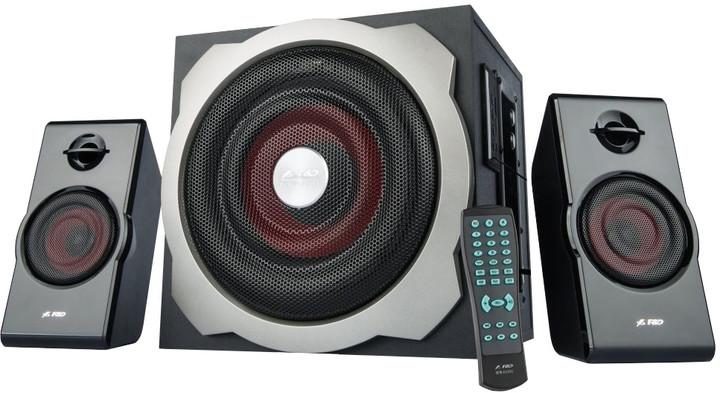Fenda F&D A530U, černá