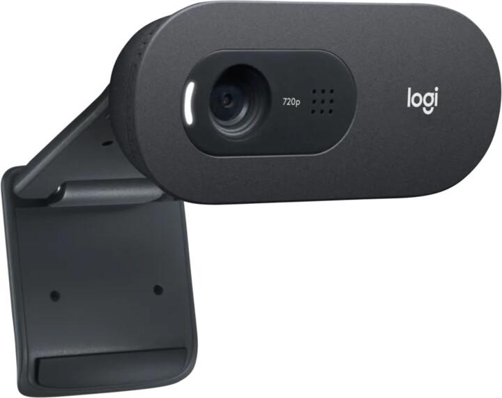 Logitech C505, černá