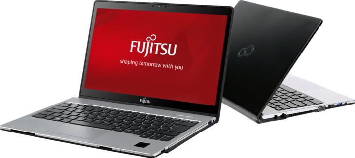 Fujitsu Lifebook S937, stříbrnočerná