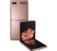 Samsung Galaxy Z Flip, 5G, 8GB/256GB, Bronze - SM-F707BZNAXEZ