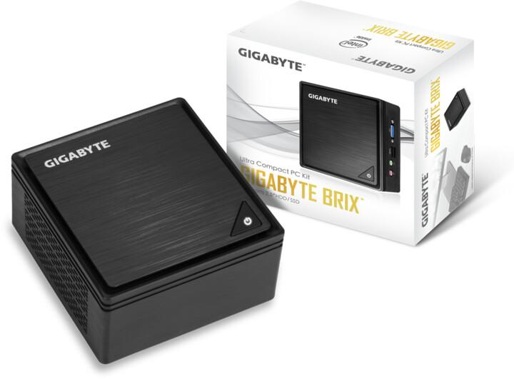 GIGABYTE Brix GB-BPCE-3455C, černá