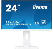"""iiyama ProLite XUB2492HSU-W1 - LED monitor 23,8"""""""