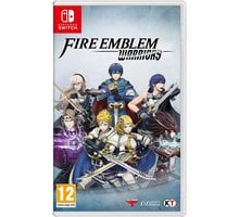 Fire Emblem: Warriors (SWITCH) - 045496420802