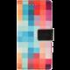 FIXED Opus pouzdro typu kniha pro Nokia 5, motiv Dice