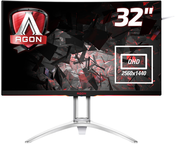 AOC AG322QCX - LED monitor 31,5""