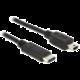 Delock propojovací kabel USB-C/M - USB 2.0 Mini B/M, 1m, černá