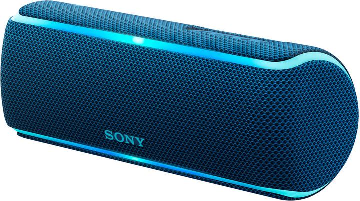 Sony SRS-XB21, modrá