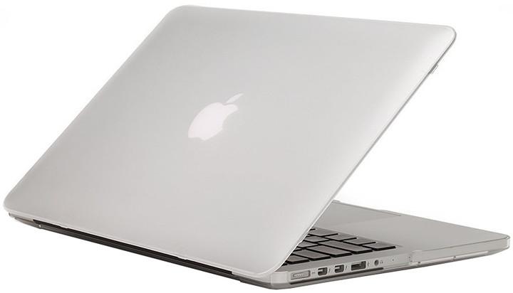 KMP ochranný obal pro 15'' MacBook Pro Retina, 2015, průhledná