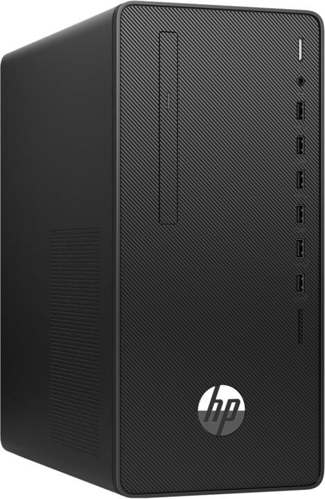 HP 290 G4, černá