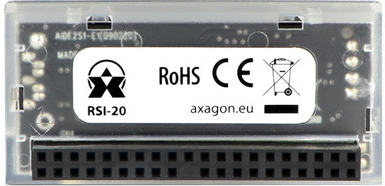 AXAGON - RSI-20 SATA - IDE mini adapter interní