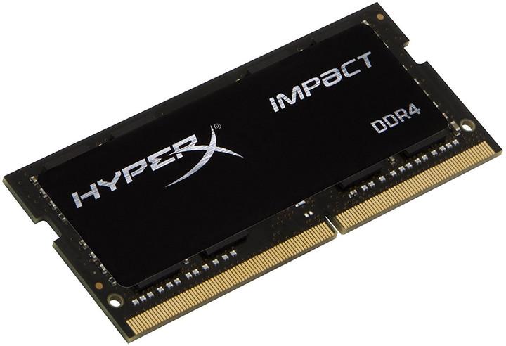 HyperX Impact 16GB (2x8GB) DDR4 2666 SO-DIMM