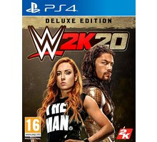 WWE 2K20 - Deluxe Edition (PS4) - 5026555426510