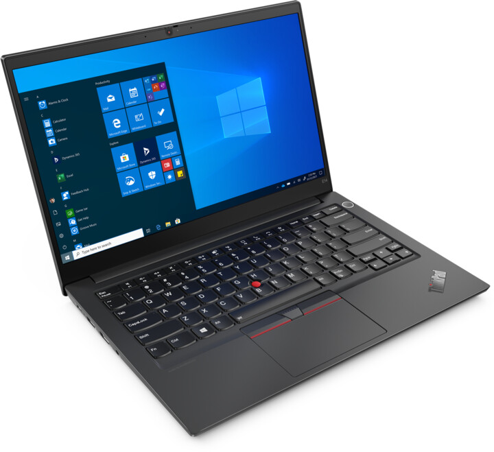 Lenovo ThinkPad E14-AMDL Gen 3, černá
