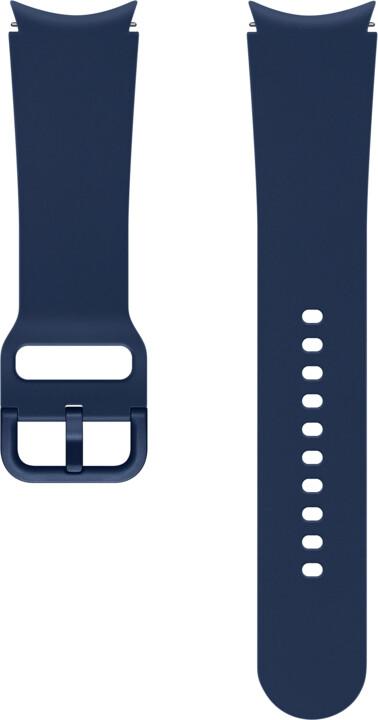 Samsung sportovní řemínek (velikost M/L), tmavě modrá