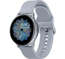 Samsung Galaxy Watch Active 2 40mm, stříbrná - SM-R830NZSAXEZ