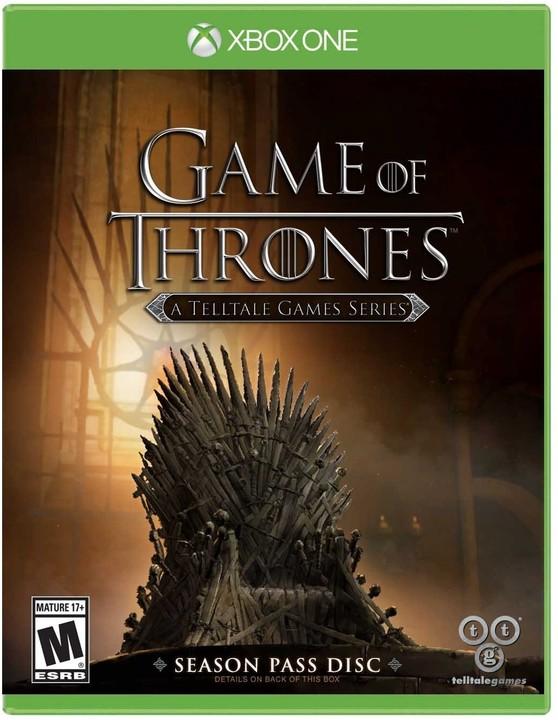 Game of Thrones: Season 1 - XONE