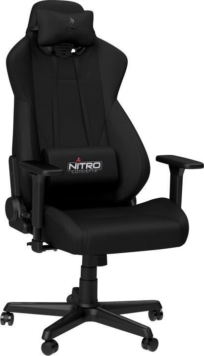Nitro Concepts S300, černá