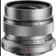 Olympus EW-M1220 12mm F2.0, stříbrná