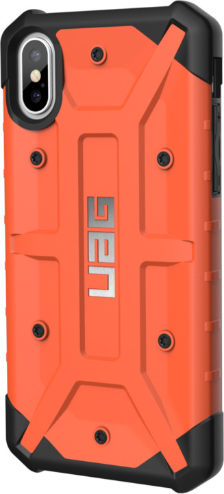 UAG pathfinder case Rus - iPhone X, orange