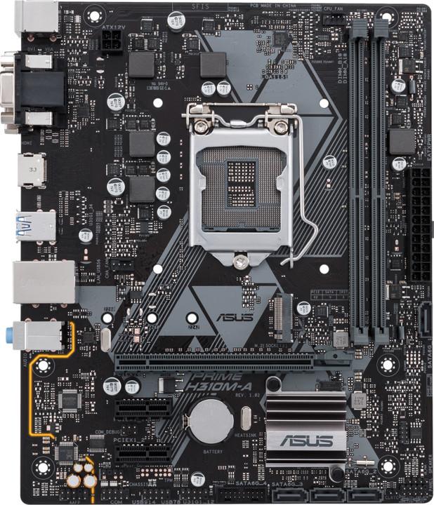 ASUS PRIME H310M-A - Intel H310