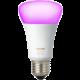 PHILIPS Hue White and Color Ambience, žárovka 10W E27 A19 DIM