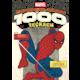 Kniha Marvel: Spider-man v 1000 tečkách