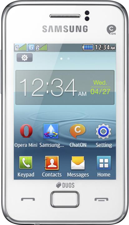 Download WhatsApp messenger for Samsung Rex 60, Rex
