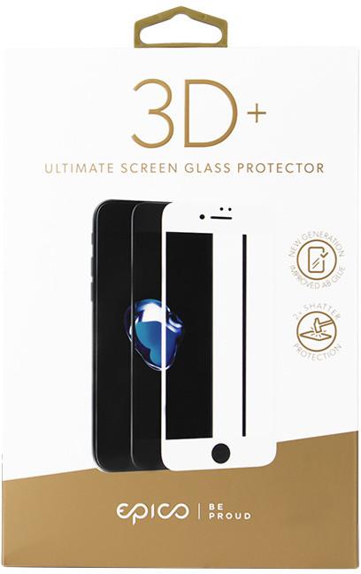 EPICO Tvrzené sklo pro Samsung S7 Edge EPICO GLASS 3D+ černé